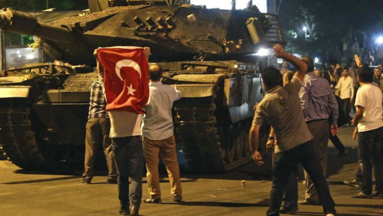 21 pilots, civilians sentenced to life imprisonment for 2016 coup in Turkey