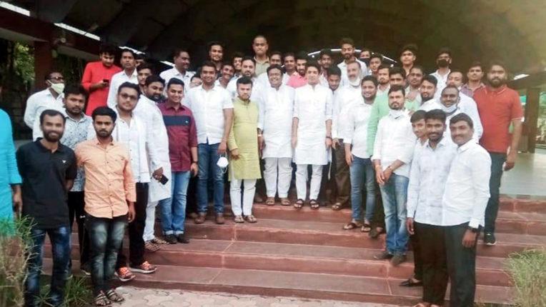 कांग्रेस पार्टी में युवकों को अपार अवसर
