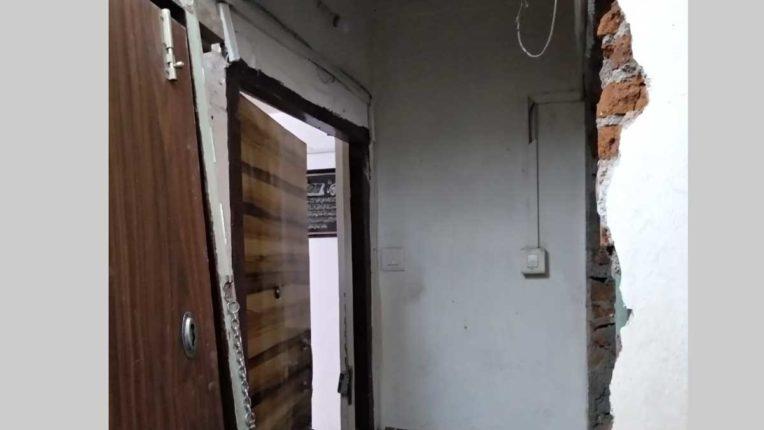 ठाणे के राबोड़ी में गैस रिसाव से विस्फोट