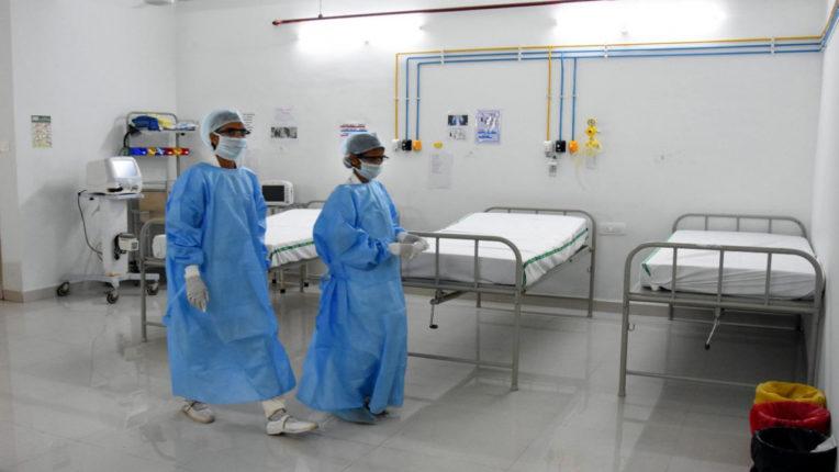 मुंबई के अस्पतालों और कोविड केअर सेंटर में 66 प्रतिशत बेड्स खाली