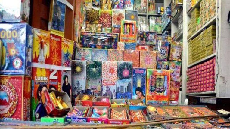 चीनी पटाखों की बिक्री और भंडारण पर कड़ा प्रतिबंध