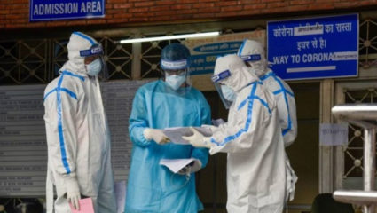 Delhi Corona Updates: Corona cases are decreasing continuously in Delhi, 400 new cases surfaced in last 24 hours