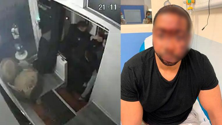"""अश्वेत व्यक्ति को पीटती पुलिस के वीडियो ''हमें शर्मसार"""" करते हैं: मैक्रों"""