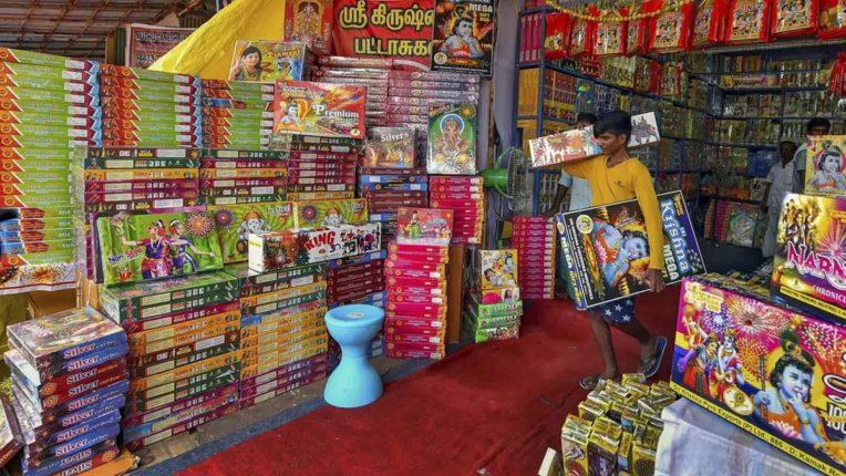 यवतमाल में 36 टन पटाखों से मनाई जाएगी दिवाली