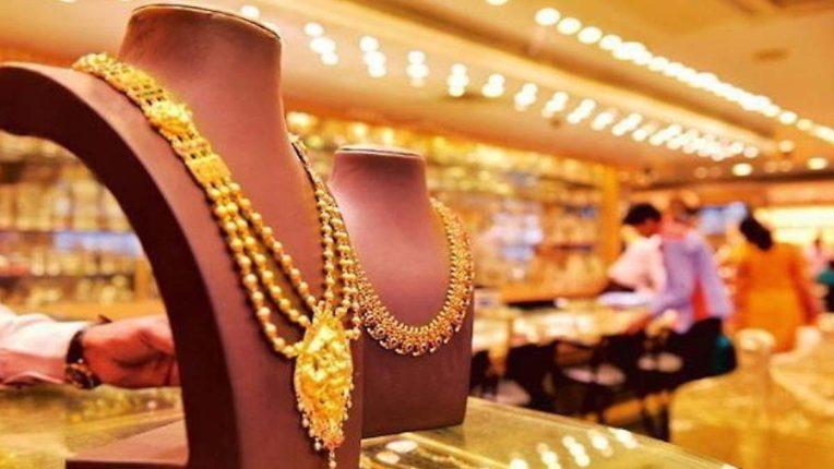 सराफा बाजार में भीड़, धनतेरस पर अच्छी हुई बिक्री