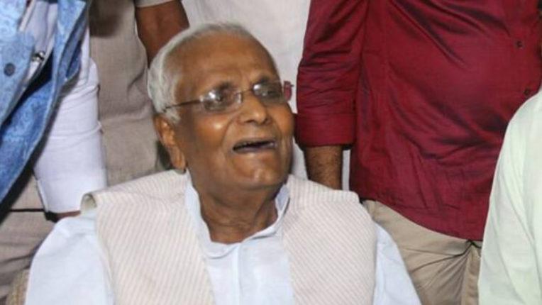 PM Modi expressed grief over the death of senior BJP leader Kailash Sarang of Madhya Pradesh