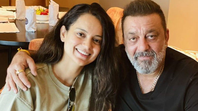 kangana-ranaut-checks-up-on-sanjay-dutt-s-health-as-they-stay-in-same-hote