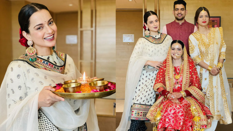 kangana-ranaut-welcomes-sister-in-law-in-family-wishes-fans-happy-diwali