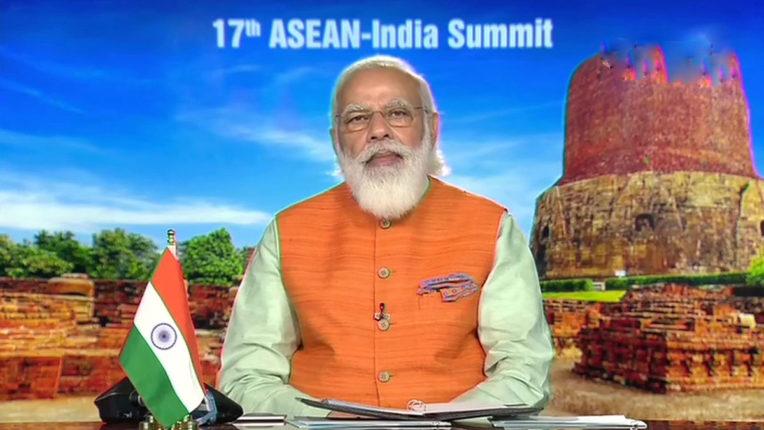 भारत-आसियान की भागीदारी ऐतिहासिक, भौगोलिक और सांस्कृतिक धरोहर पर आधारित – मोदी