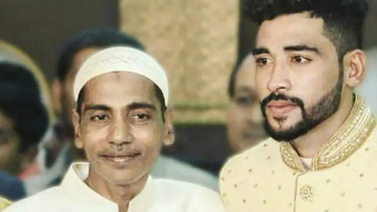 mohammad siraj father