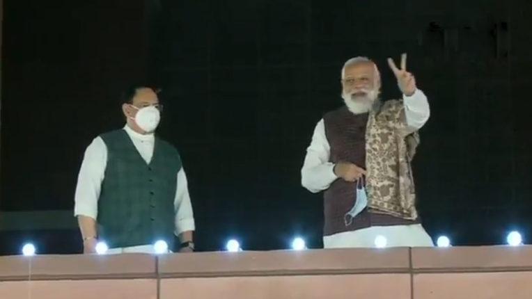 प्रधानमंत्री मोदी ने कहा – बेटी और बहने हैं भाजपा की साइलेंट वोटर, जाने भाषण की प्रमुख बातें