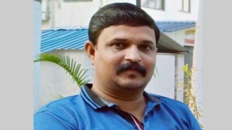 ट्रक-बाइक भिड़ंत में पत्रकार की मौत