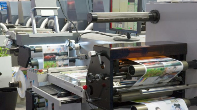 लॉकडाउन के बाद से प्रिंटिंग व्यवसाय बर्बादी के कगार पर