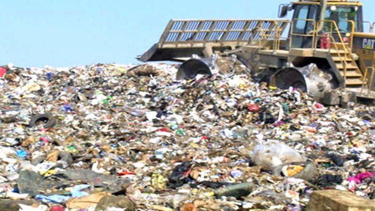 अब मोबाइल प्लान्ट के तहत कचरे पर प्रक्रिया