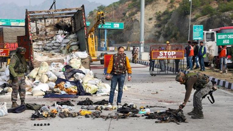 terrorist attack by Jaish in Jammu and Kashmir