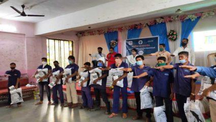 विश्व शौचालय दिवस पर मार्गदर्शन शिविर का आयोजन