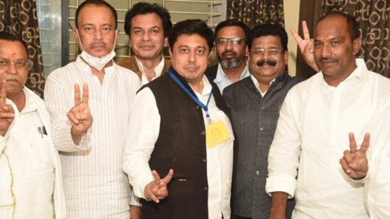 Abhijeet Wanjari MLC Election