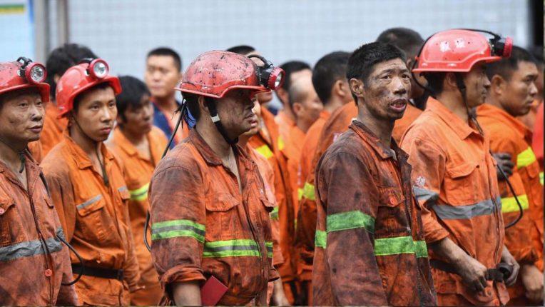 चीन के कोयला खदान में जहरीली गैस रिसने से 18 मजदूरों की मौत