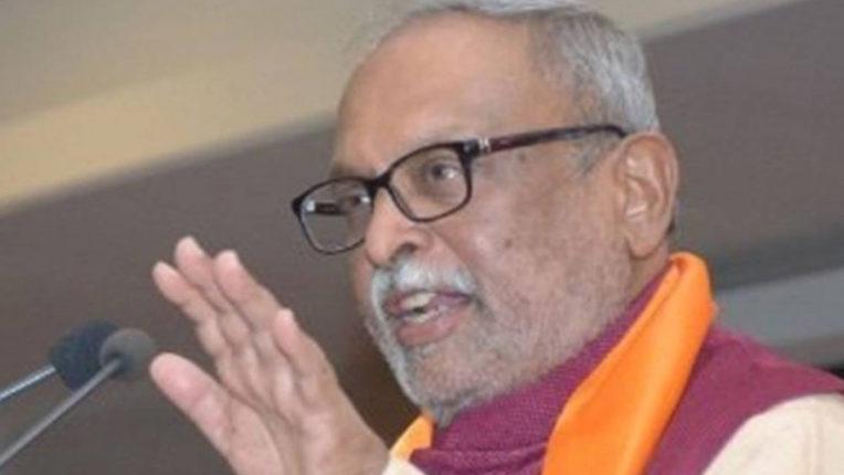 Gujarat BJP MP Abhay Bharadwaj