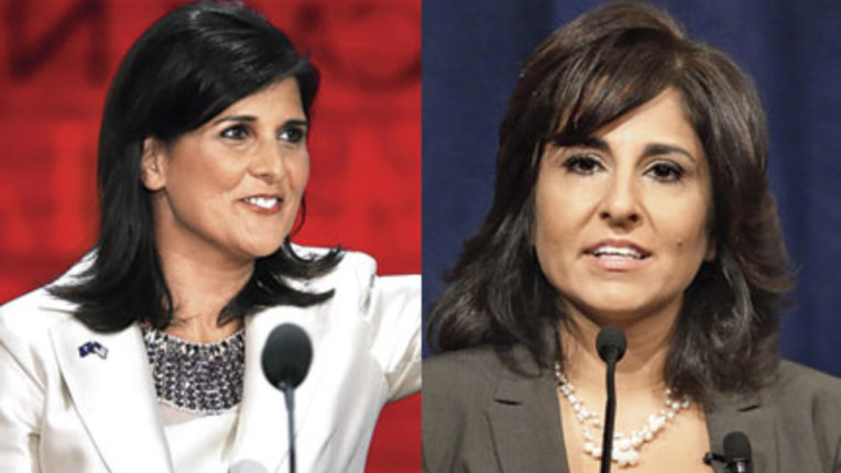 decision to nominate Tanden as budget chief is of concern, wrong decisions have been taken by her earlier: Nikki Haley