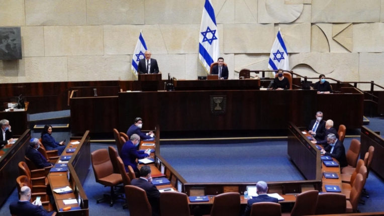 Israeli Parliament may be dissolved next week, resolution passed