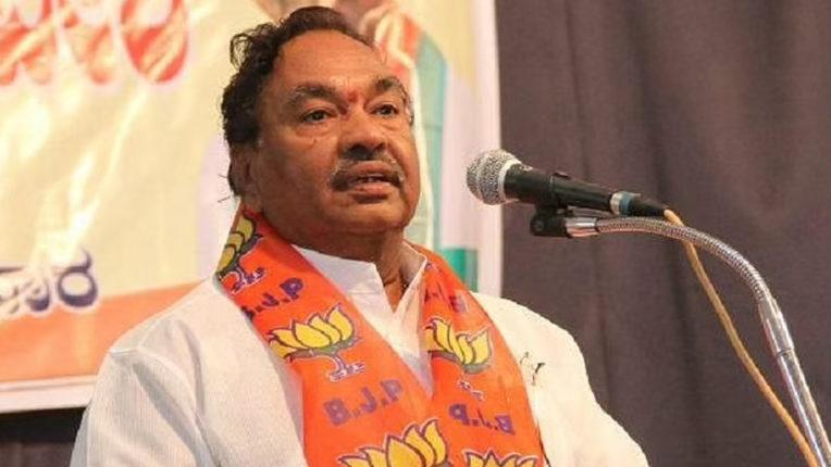 कर्नाटक के BJP मंत्री को मुस्लिमों से परहेज