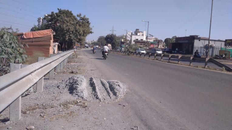 Mankapur Ring Road
