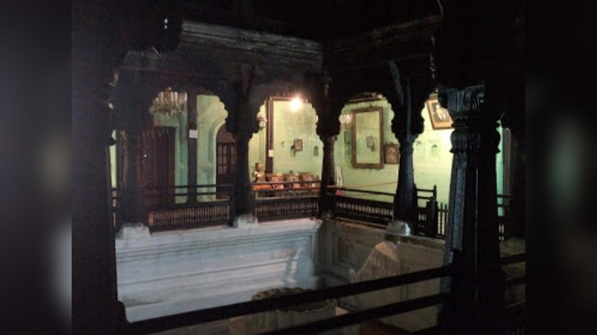 Pande Mahal, Bhandara