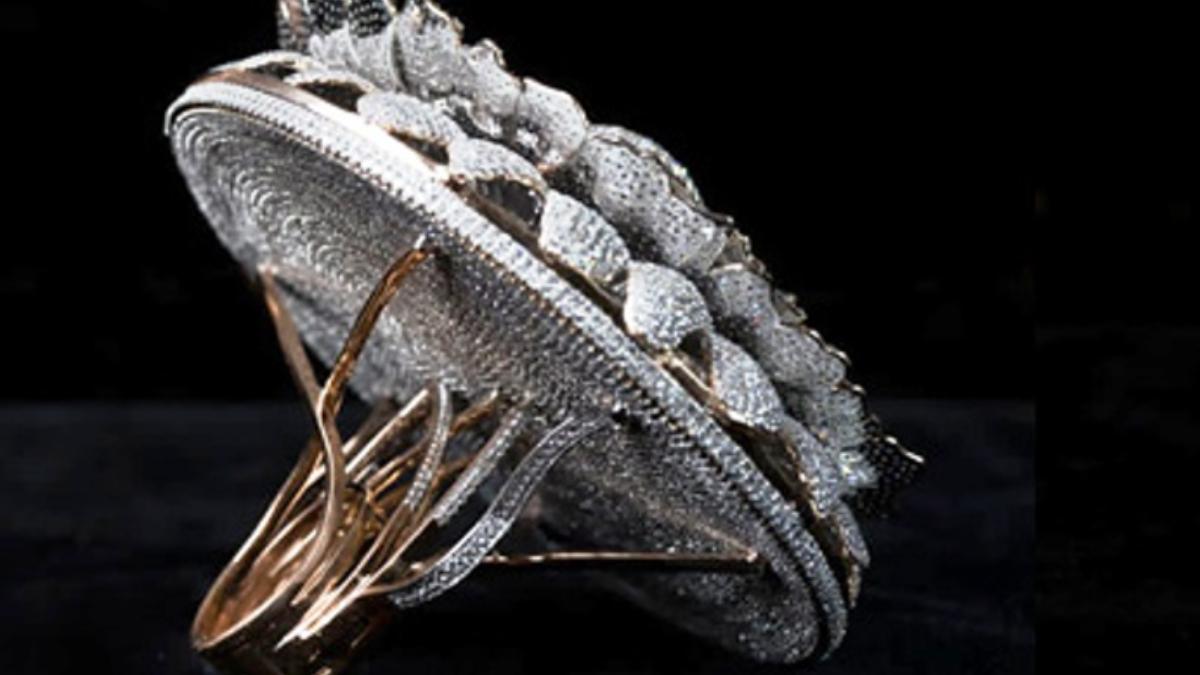 हर्षित ने कहा कि, यह उनका एक ड्रीम प्रोजेक्ट था। शुरुआत में उन्होंने सोचा था कि वो रिंग में 10,000 से ज़्यादा हीरे जड़ेंगे लेकिन बाद में उन्होंने अपने डिज़ाइन को चेंज कर नया डिज़ाइन तैयार किया और इसमें 12,638 डिमांड्स जड़ दिए।