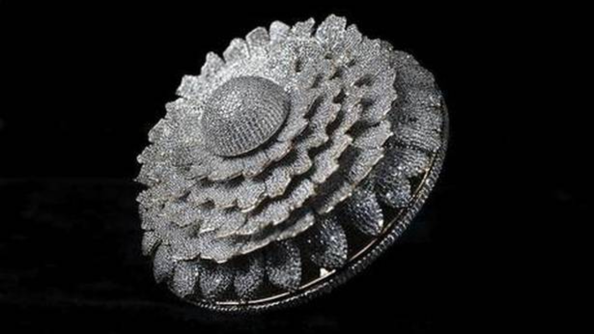चंकी सर्कुलर बैंड की इस रिंग का वजन 165 ग्राम के करीब है। रिपोर्ट्स के अनुसार, हर्षित ने बताया है कि यह पहनने में खूबसूरत और कम्फ़र्टेबल है।