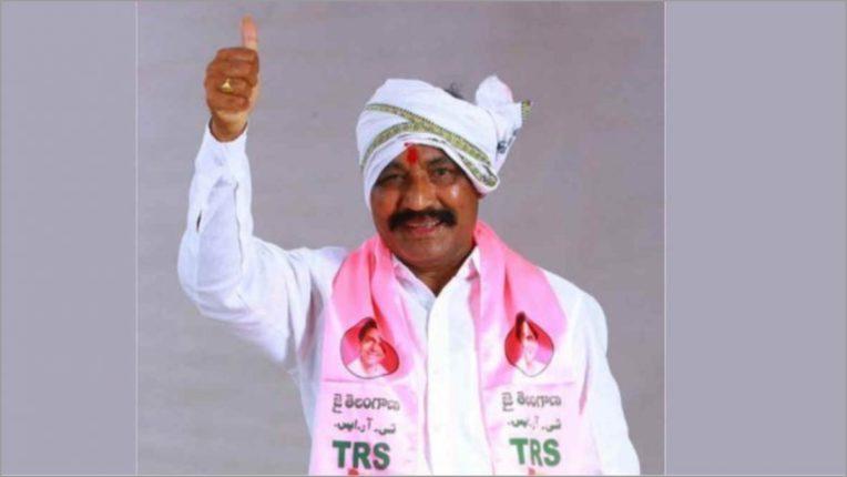 TRS MLA Nomula Narasimha passed away
