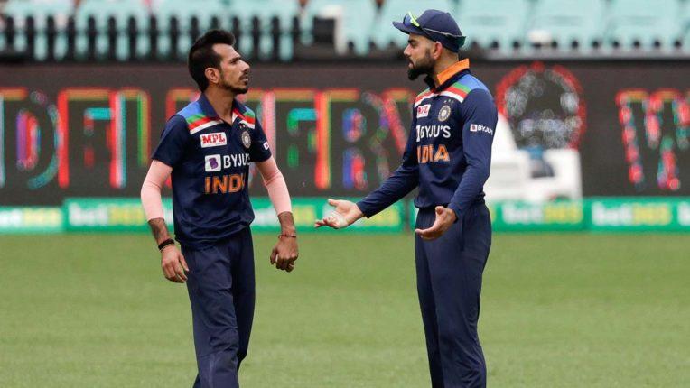 जडेजा और उनके 'कनकशन' विकल्प चहल ने भारत को पहले टी20 में दिलाई जीत