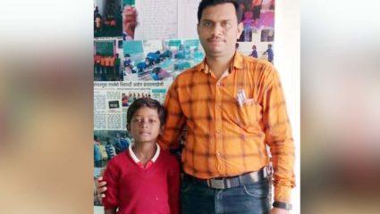 कोयनगुडा जिप स्कुल के शिक्षक, विद्यार्थी आकाशवाणी पर