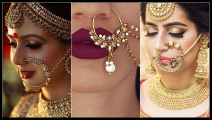 इन सेलिब्रिटी के नथ डिज़ाइन को अपनाकर आप भी दिख सकती हैं अपनी शादी में खूबसूरत