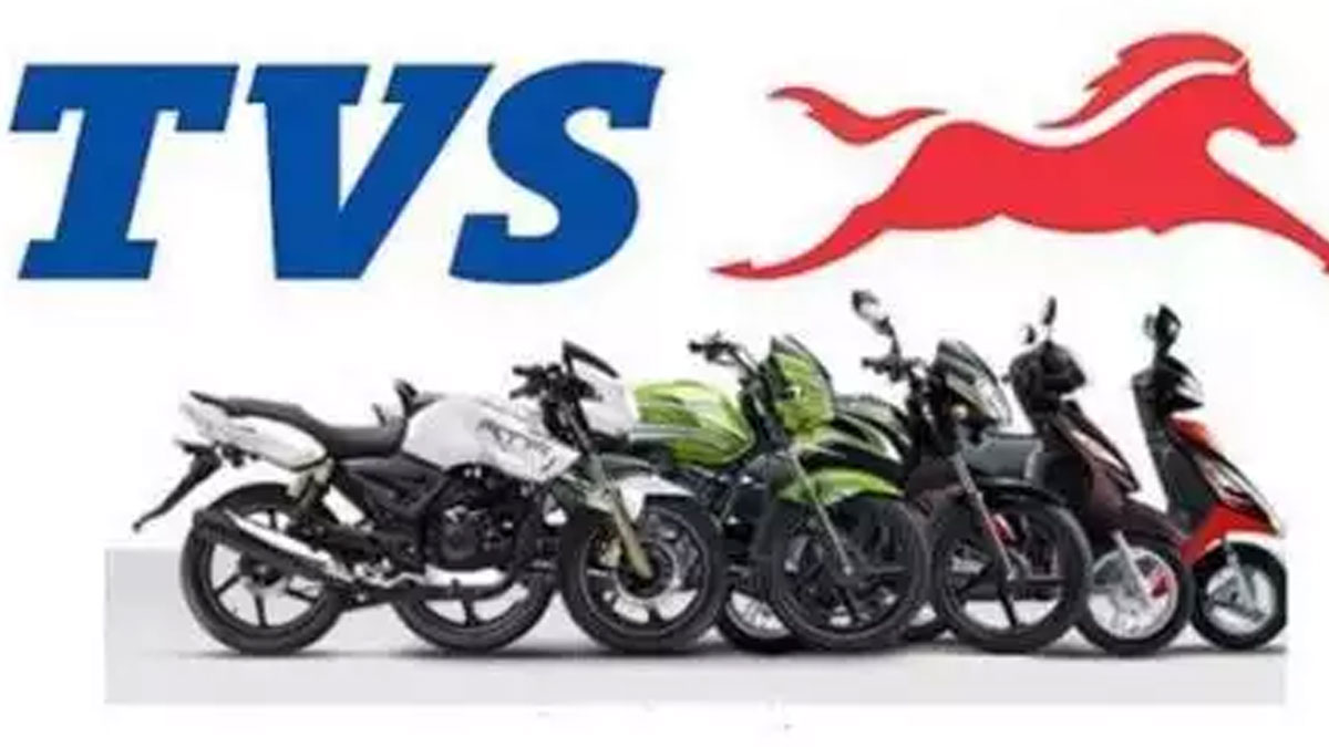 TVS Motor's May sales down 30 percent    TVS Motor in May