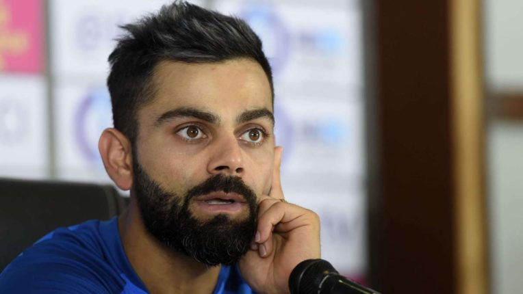 On Team India's lowest score, Kohli said - difficult to express emotions in words