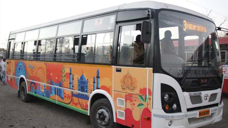 Aurangabad shortlisted for 'Meri Smart Bus' Smart City Award
