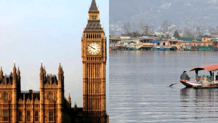 Discussion on Kashmir issue in UK Parliament, India strongly condemns 'false claims'