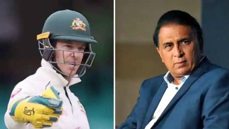 'Doesn't affect me one iota', Tim Paine unfazed by Sunil Gavaskar's critical opinion of his captaincy