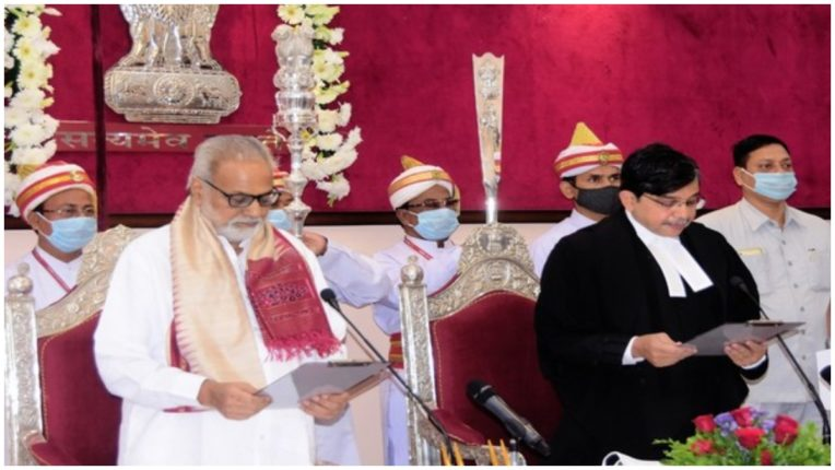 Justice S Muralidhar takes oath as Chief Justice of Orissa High Court Justice S Muralidhar takes oath as Chief Justice of Orissa High Court