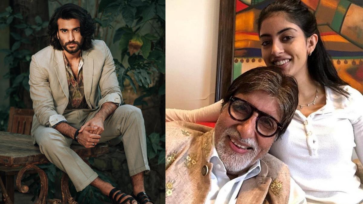 actor Mijan Jafari has expressed her desire to get married with Navya  Naveli Nanda | अमिताभ बच्चन की नातिन से शादी करना चाहते हैं मिजान,  रिलेशनशिप को लेकर कही ये बात |