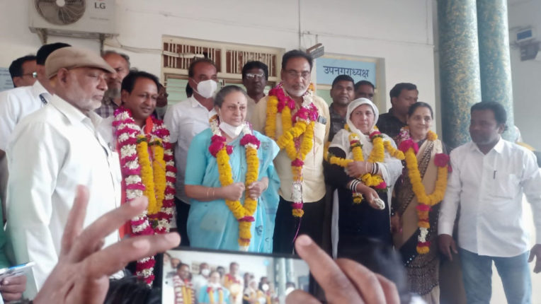 Pusad NP, BJP, Shiv Sena
