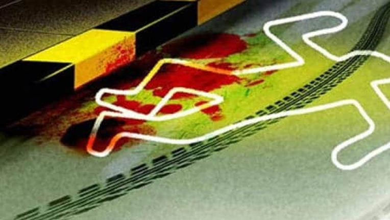Accident near Shahad Bridge, one person killed in activa