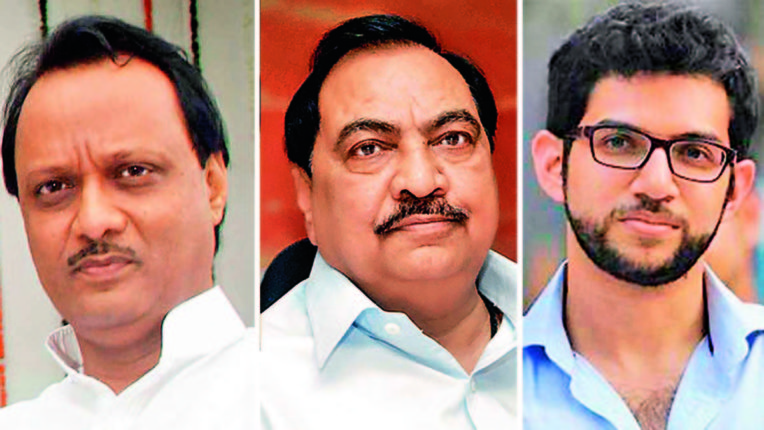 Seven leaders of Mahaghadi under investigation, Uddhav's headache increased