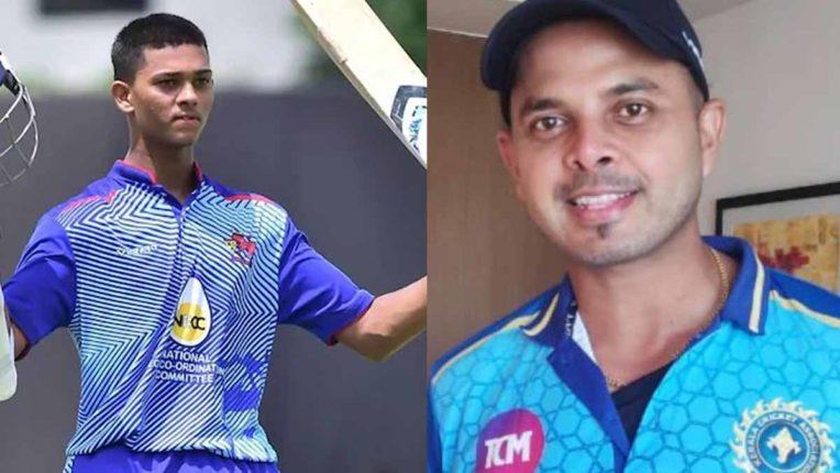 Sreesanth And yashasvi Jaiswal