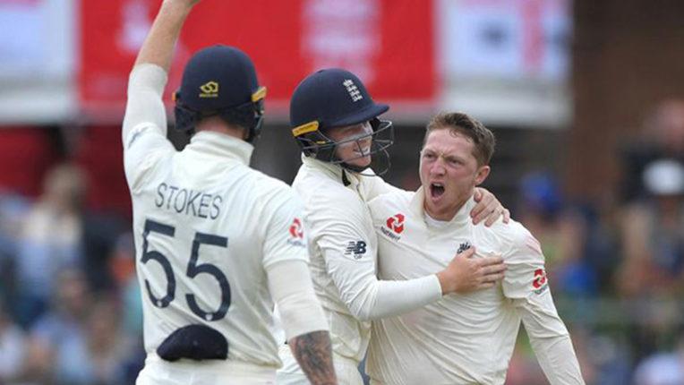 Stuart Broad-Dom Bess five-for as England skittle Sri Lanka for 135