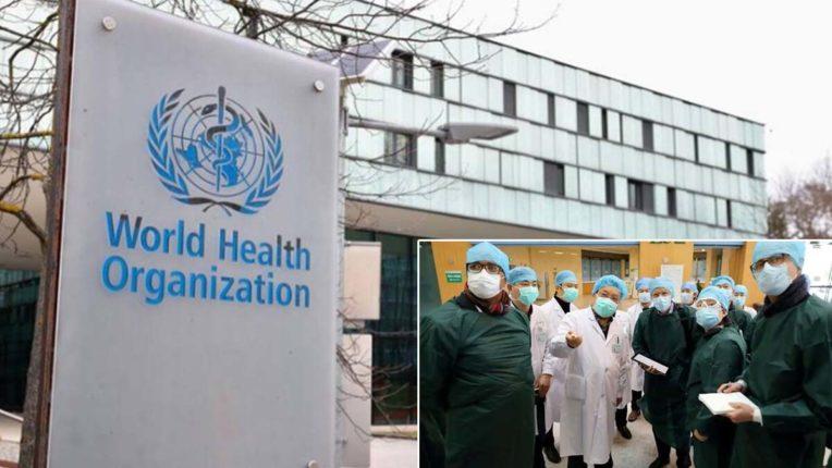 WHO की टीम कोविड-19 महामारी के केंद्र का पता लगाने वुहान पहुंची