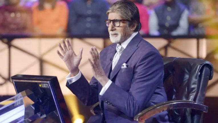अमिताभ बच्चन ने 'कौन बनेगा करोड़पति' की शूटिंग पूरी की