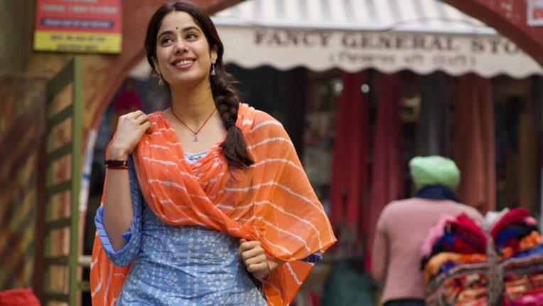 farmer group stops shooting of Janhvi Kapoor film, resumed after some time