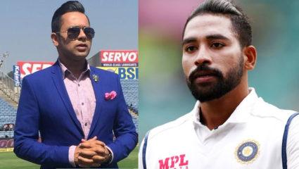 india-vs-england-1st-test-match-aakash-chopra -picked-his-team-india-playing-xi-mohammed-siraj-not-included | पहले टेस्ट  मैच के लिए आकाश चोपड़ा ने चुनी प्लेइंग XI, मोहम्मद सिराज हुए बाहर ...